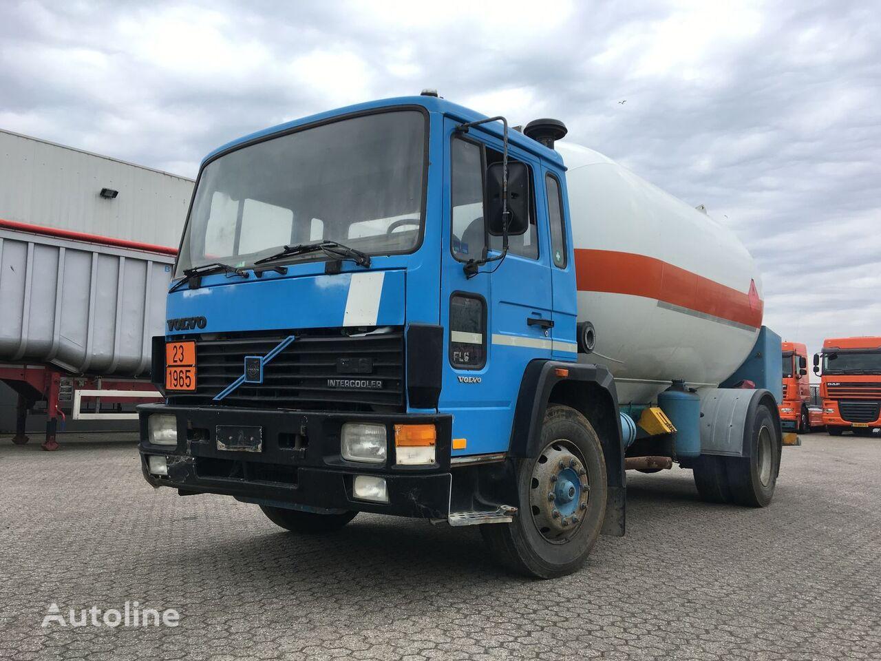 VOLVO Volvo Gas - Gaz - ADR 2 - 16.000ltr - 25Bar - P25BH gas tank truck