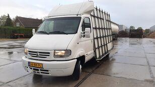 RENAULT Mascott 130-35  Double Tires glastransporter vrachtwagen