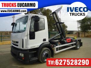 IVECO EUROCARGO 120 E 25 haakarm vrachtwagen