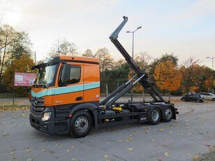 MERCEDES-BENZ ACTROS 2542, 6x2, MEILLER RK 20.65 haakarm vrachtwagen