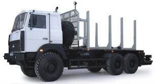 MAZ 6317Х9-444 (6x6) houtvrachtwagen