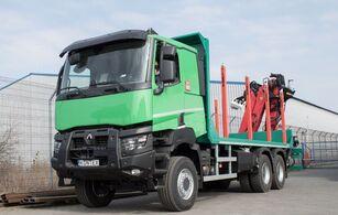 nieuw RENAULT K 520 P HEAVY houtvrachtwagen