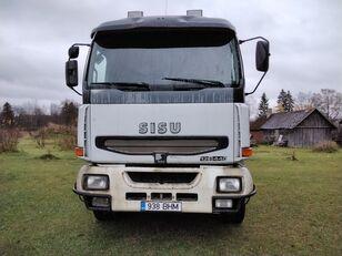 SISU E12M houtvrachtwagen
