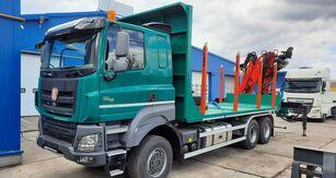 nieuw TATRA Phoenix  houtvrachtwagen