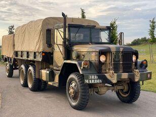 AM General M35 series  huifzeilen vrachtwagen + huif aanhanger