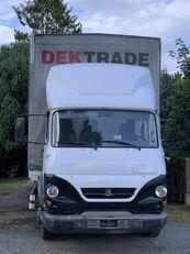 AVIA DAEWOO 75-EL huifzeilen vrachtwagen