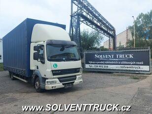 DAF LF 45.250, EEV, Automat huifzeilen vrachtwagen
