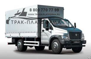 nieuw GAZ Next C41R13 huifzeilen vrachtwagen