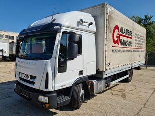 IVECO 75E19 Euro6 huifzeilen vrachtwagen