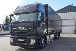 IVECO Stralis Hi-Way 2014 huifzeilen vrachtwagen