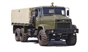 KRAZ 6322 huifzeilen vrachtwagen
