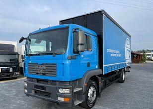 MAN TGM 18.280 huifzeilen vrachtwagen