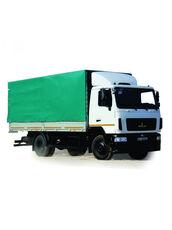 MAZ 5340С3-570-000 (ЄВРО-5) huifzeilen vrachtwagen