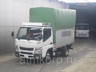 MITSUBISHI Canter huifzeilen vrachtwagen