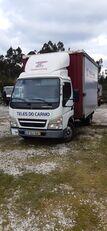 Mitsubishi Fuso Canter huifzeilen vrachtwagen