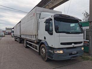 RENAULT Premium 300 Pritsche huifzeilen vrachtwagen