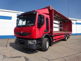 RENAULT Premium 380.26 DXi huifzeilen vrachtwagen