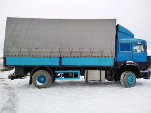 IVECO 190-30 huifzeilen vrachtwagen
