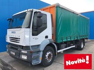 IVECO STRALIS 190S31 huifzeilen vrachtwagen