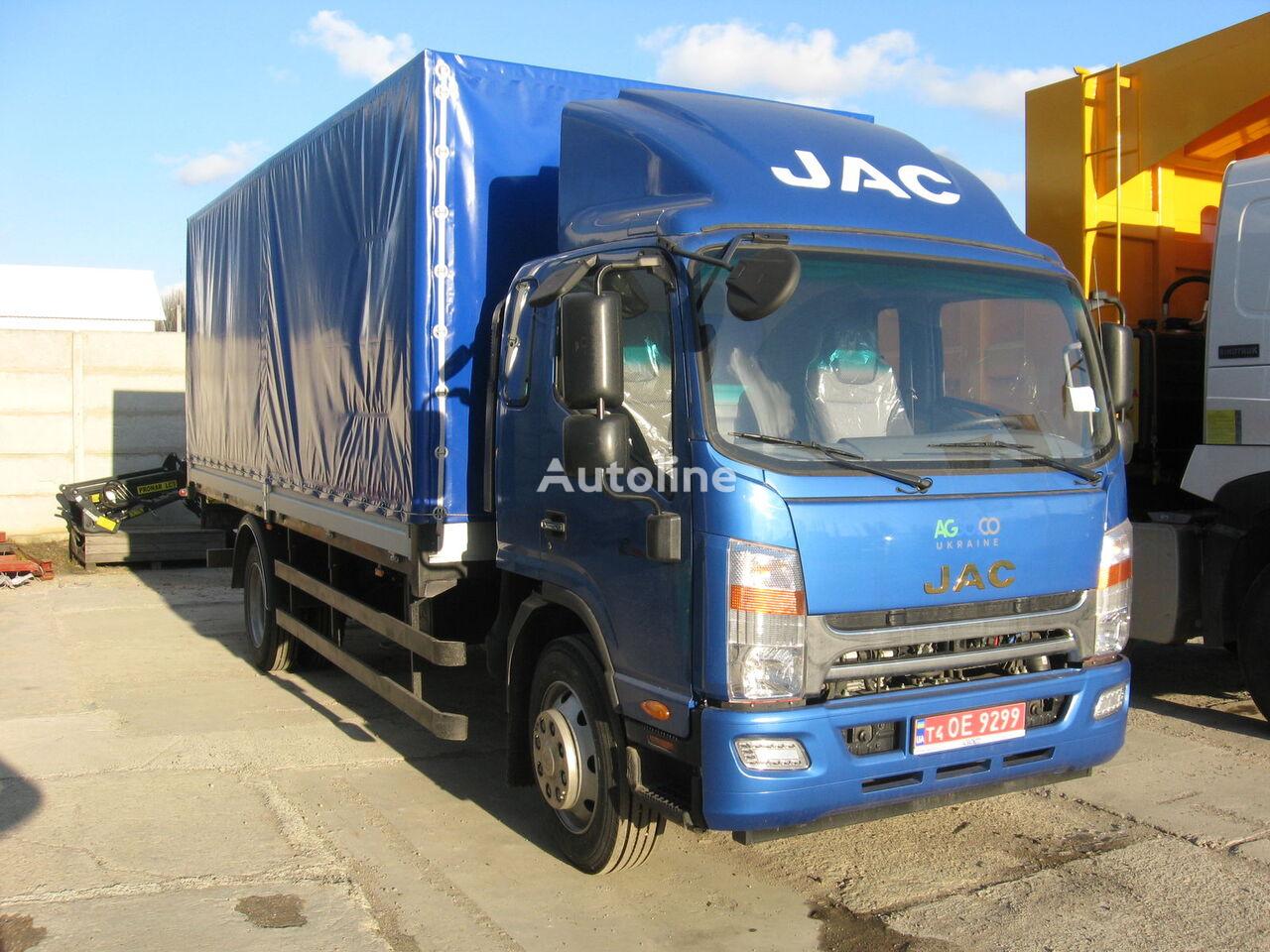 JAC N120 huifzeilen vrachtwagen