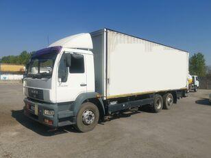 MAN LE20.280 CENTINATO IN ADR / PEDANA huifzeilen vrachtwagen