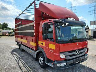 MERCEDES-BENZ Atego II 818L huifzeilen vrachtwagen
