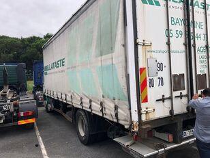 RENAULT Premium 270 huifzeilen vrachtwagen