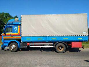 SCANIA 143 huifzeilen vrachtwagen