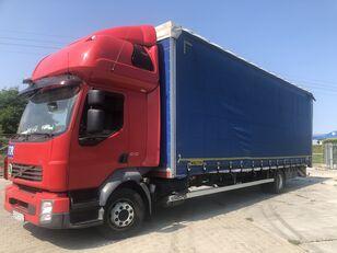 VOLVO FL 240 Manual 9,1 x 2,48 x 2,9  huifzeilen vrachtwagen