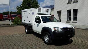 MAZDA B 50 4WD ColdCar Eis/Ice -33°C 2+2 Tuev 06.2023 4x4 Eiskühlaufba ijscowagen