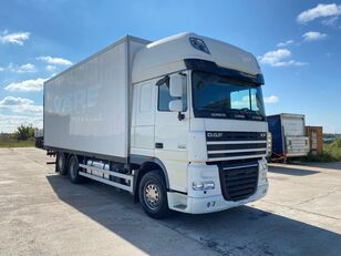 DAF XF 105.460 Open side 6x2 isothermische vrachtwagen