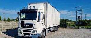MAN TGS 26.360 / Izoterma / Winda / Euro 5 isothermische vrachtwagen