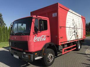 MERCEDES-BENZ 1217 eco power isothermische vrachtwagen