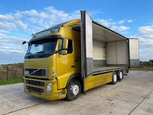 VOLVO FH13 480HP Open side isothermische vrachtwagen
