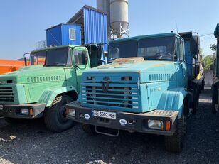 KRAZ 6505520 kipper vrachtwagen