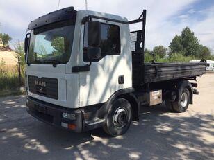 MAN-VW TGL 8-213 kipper vrachtwagen