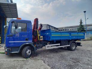 STAR MAN TGL 12.220 kipper vrachtwagen
