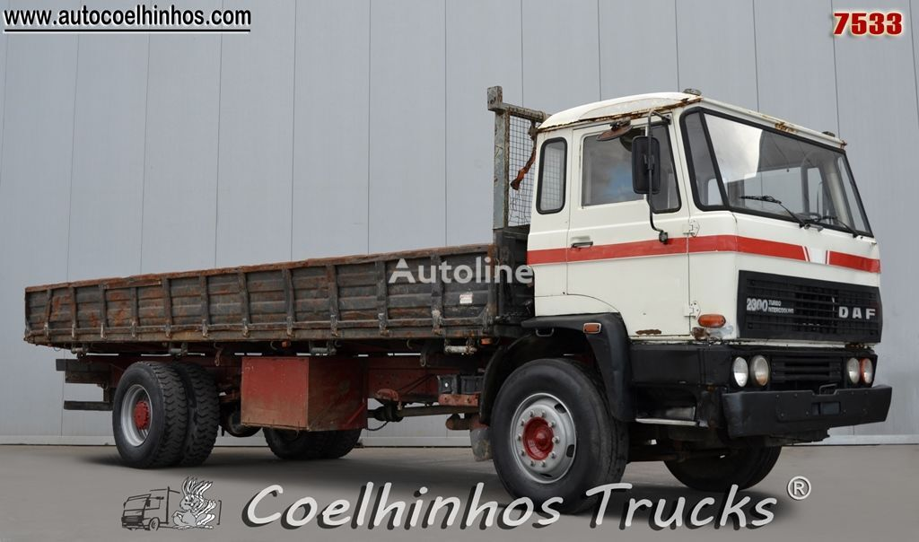 DAF 2300Ti kipper vrachtwagen