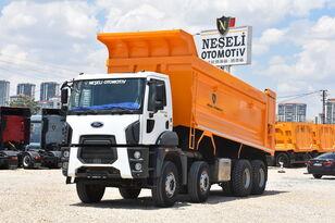 FORD CARGO 2018 MODEL 4142D MANUEL+A/C+105.000KM kipper vrachtwagen