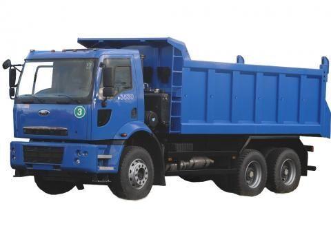 nieuw FORD CARGO 3530 D kipper vrachtwagen