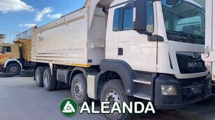 MAN TGS 41.420 kipper vrachtwagen