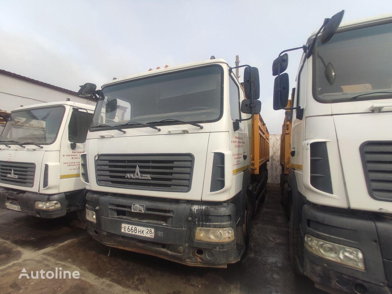 MAZ 6501V9-471-031 kipper vrachtwagen