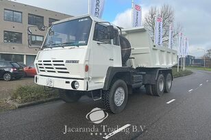 STEYR 1491.310/S37 kipper vrachtwagen