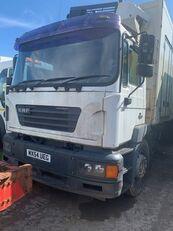 ERF ECM 2004/2003 BREAKING FOR SPARES koelwagen vrachtwagen voor onderdelen