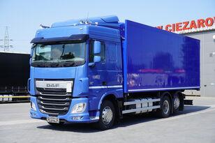 DAF XF 460 SC , E6 , 6X2 , Schmitz 19 EPAL , manual , retarder  koelwagen vrachtwagen