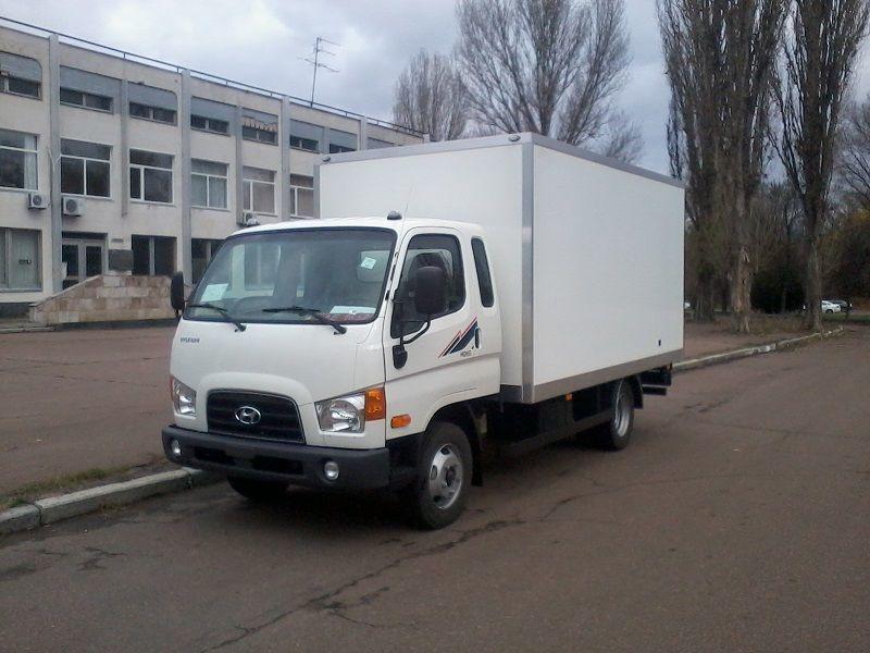 nieuw HYUNDAI HD-35 koelwagen vrachtwagen