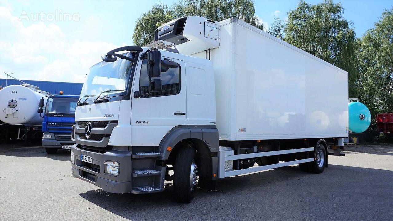 MERCEDES-BENZ Axor 1824 + Carier Supra 850 koelwagen vrachtwagen