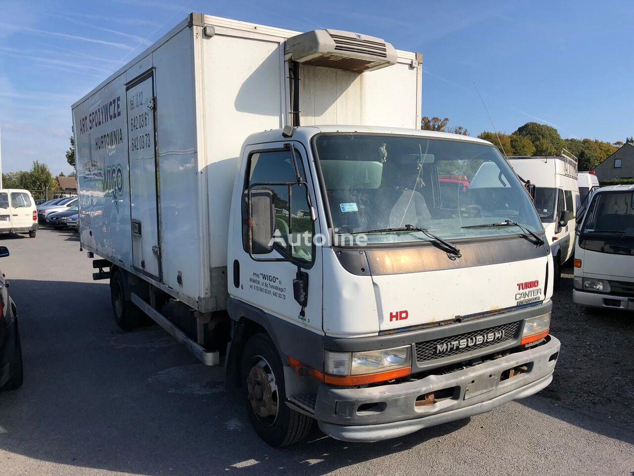 MITSUBISHI canter 3.9 HD koelwagen vrachtwagen