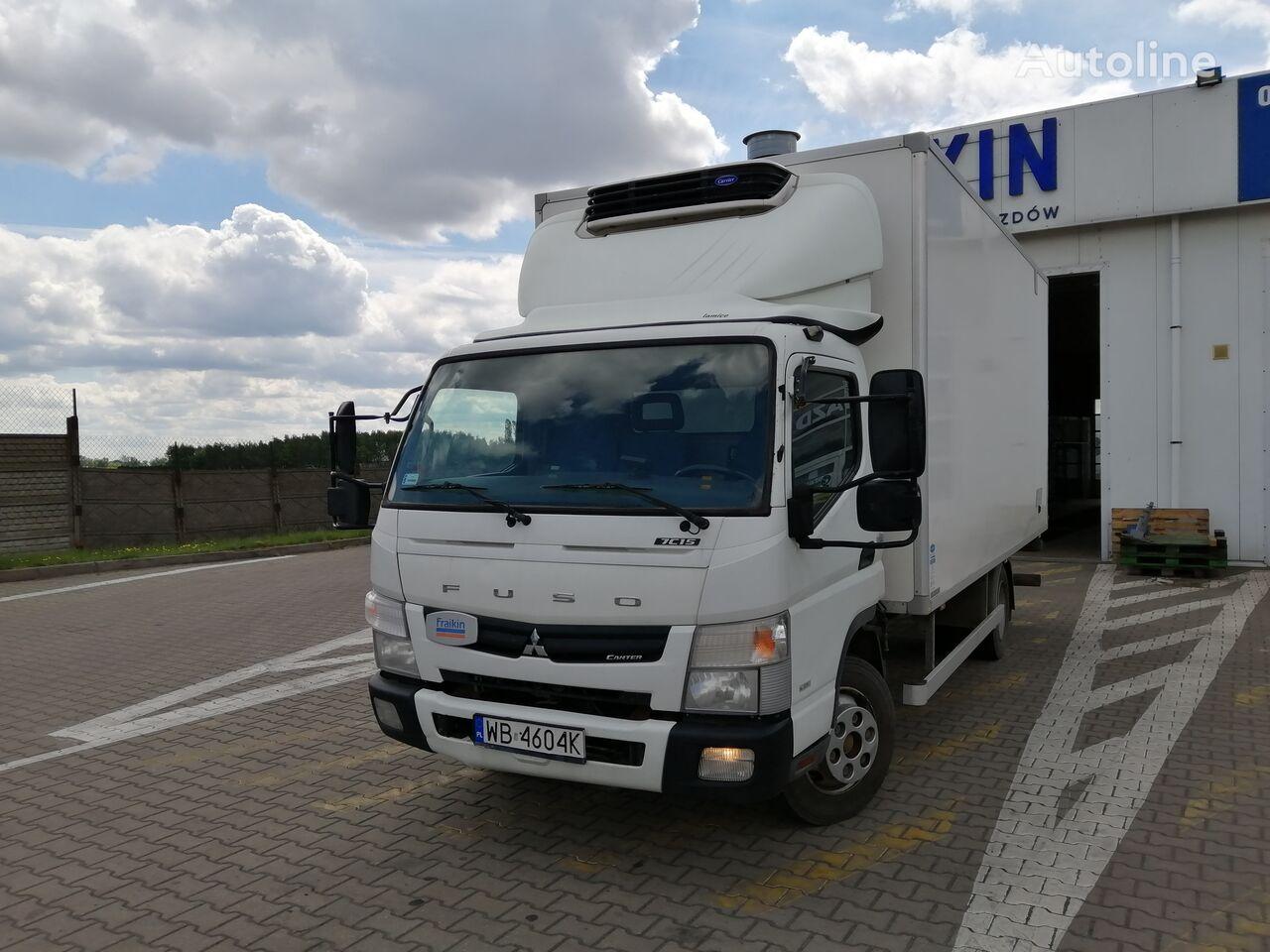 Mitsubishi Fuso CANTER 7C15 koelwagen vrachtwagen