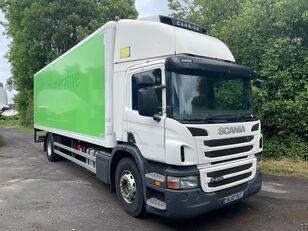 SCANIA koelwagen vrachtwagen